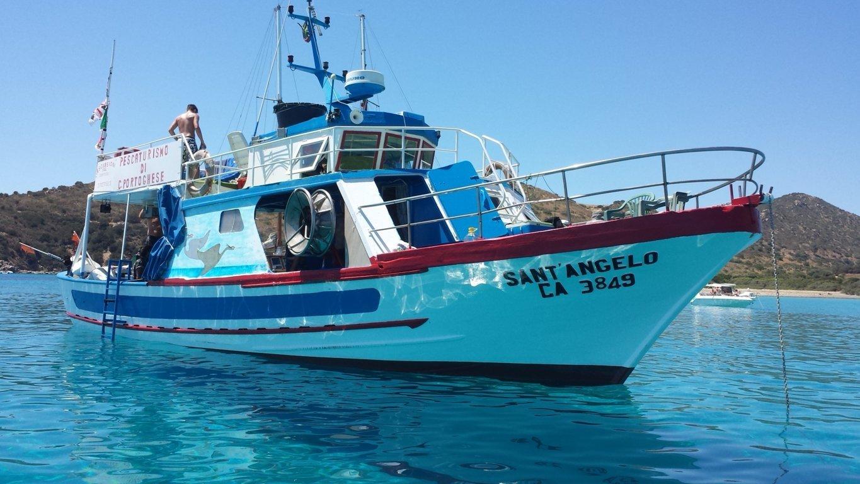 Pescaturismo Villasimius